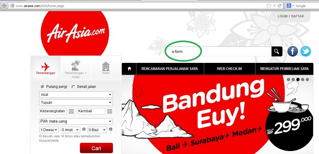 Refund Tiket AirAsia | medilubis