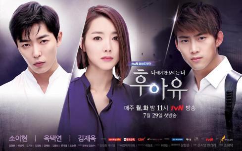 drama korea who are you