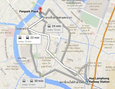 Hualamphong-Penpark