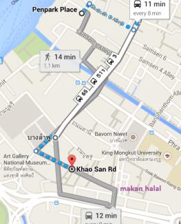 Penpark-Khaosan Road